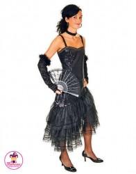 Strój Flamenco Czarna