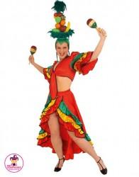 Strój Samba