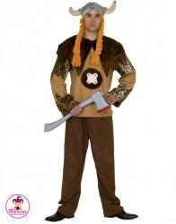 Kostium Wiking z Siekierą