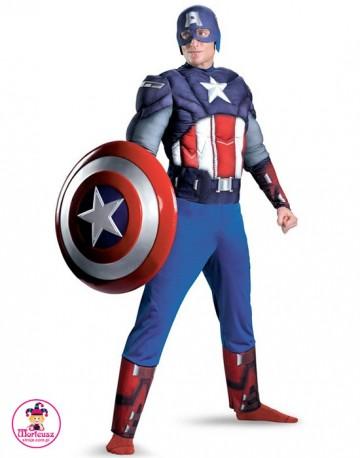 Strój Kapitan Ameryka