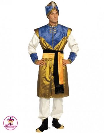 Kostium Aladyn Złoty