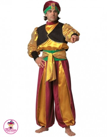 Kostium Alibaba Kolorowy