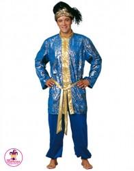 Kostium Maharadża Błękitny