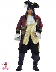 Strój Kapitan Hook