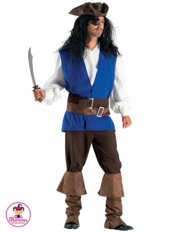 Strój Pirat Błękitny