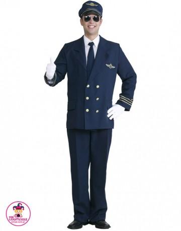 Kostium Pilot