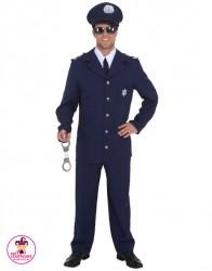 Kostium Policjant Granat