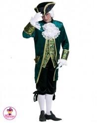 Kostium Markiz Zielony