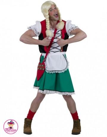 Strój Tyrolczyk