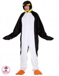 Strój Pingwin Żółty