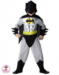 Kostium Batman szary