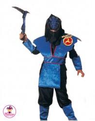 Kostium Ninja Niebieski