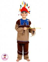 Kostium Indianin z łukiem