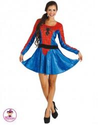 Strój Spiderwomen