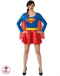 Strój Super Girl