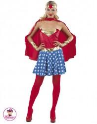 Strój Super Hero woman