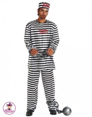 Strój Więzień