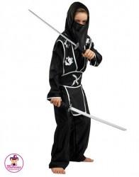 Strój Ninja Czarny