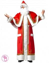 Strój Święty Mikołaj