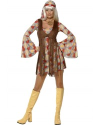 Strój Sukienka Hipiska