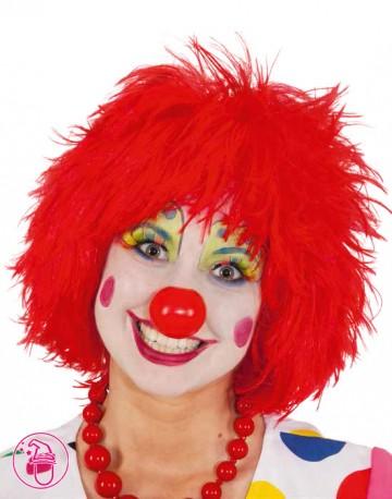 Peruka damska Clown 3080