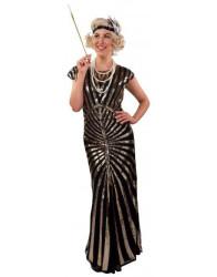 Sukienka Charleston długa