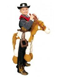 Kowboj na koniu